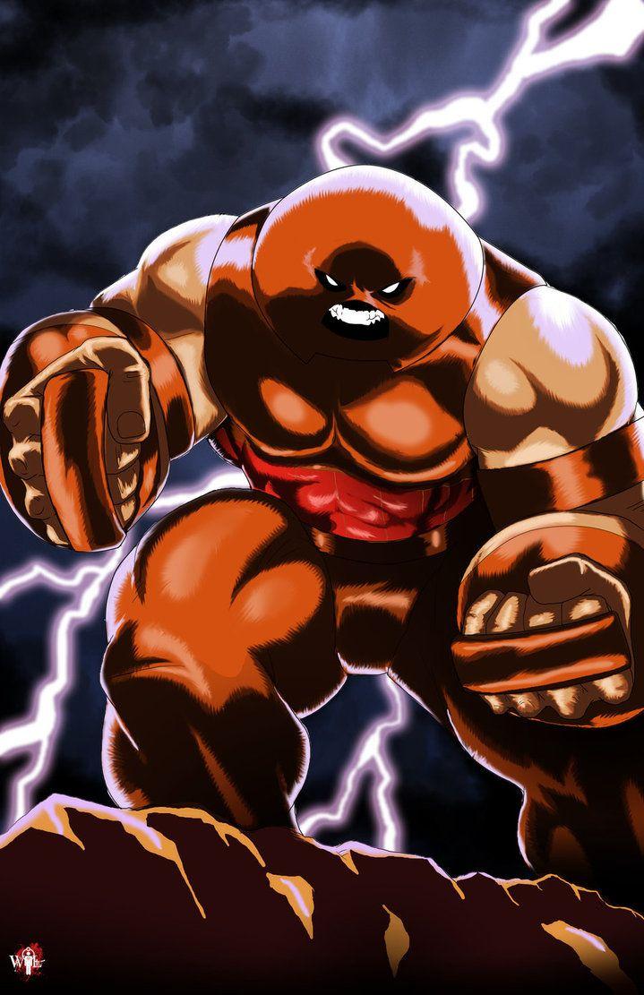 Photo wallpaper Marvel, Style, Comics, Honnoror, Juggernaut