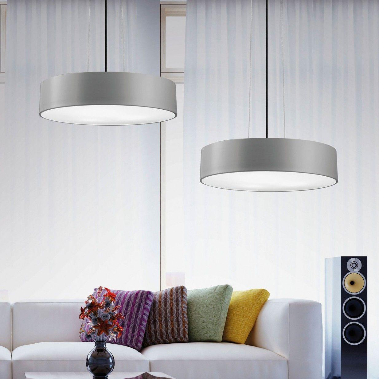 Finezza Pendant Lamp Grey Nova Luce (With images