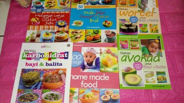 Buku Resep Second Murah Makanan Buah Resep