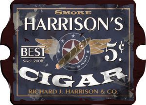 Great Unique Personalized Gift Ideas. Vintage Personalized Patriot Cigar Pub Sign http://www.greatuniquegiftideas.com/product/vintage-personalized-patriot-cigar-pub-sign/ Check more at http://www.greatuniquegiftideas.com/product/vintage-personalized-patriot-cigar-pub-sign/
