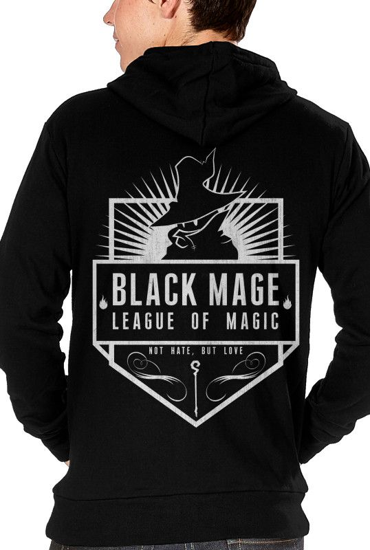 league of dark magic hoodie - Hoodie Design Ideas