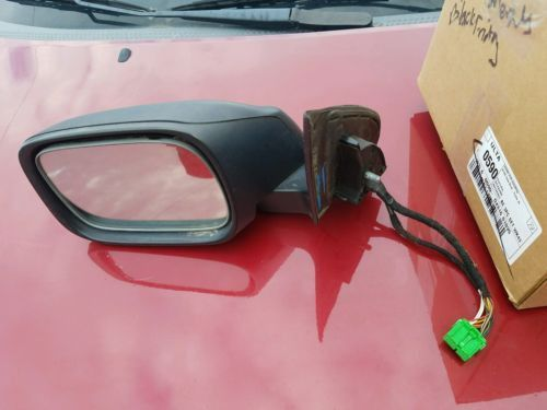 03 04 05 06 Volvo XC90 DRIVER Side Mirror RH LEFT Black HEATED