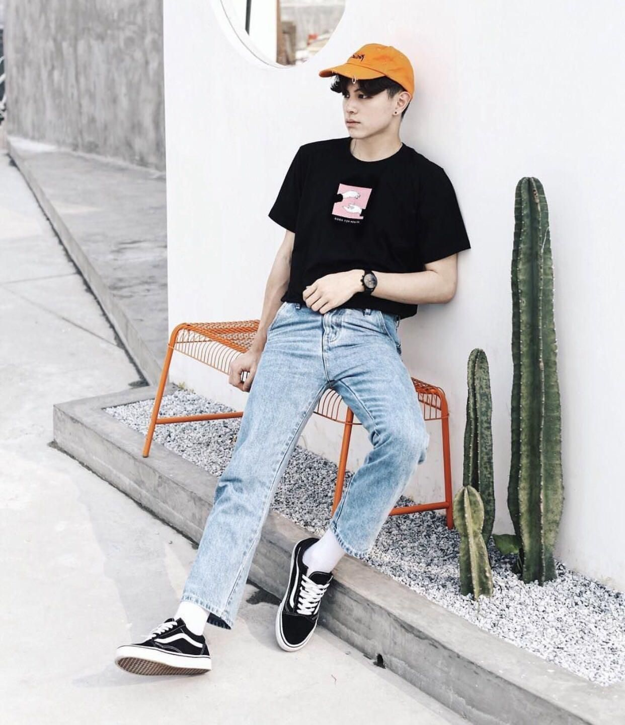 Skater Boy For Today From Alvinlvin S Closet Outfits Skater Boy Fashion