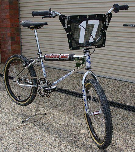 1980 Diamond Back Pro Vintage Bmx Bikes Bmx Bikes Bmx Cranks