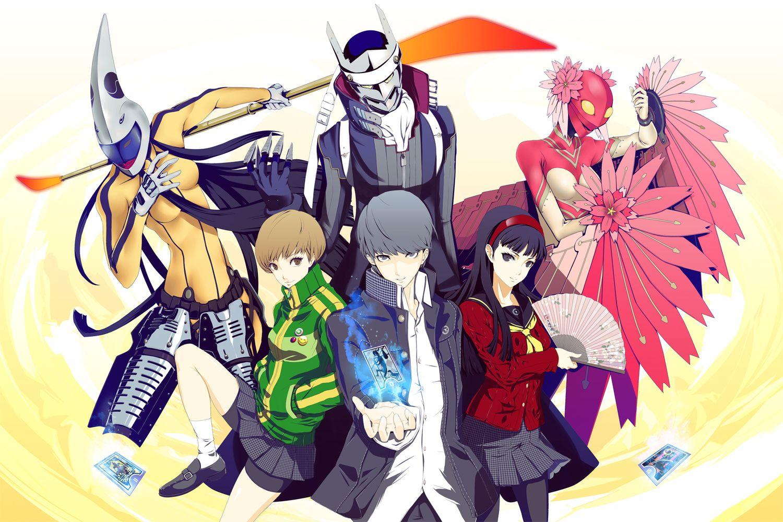 Anime Persona 4 Wallpaper Persona 4 Wallpaper Persona 4 Persona