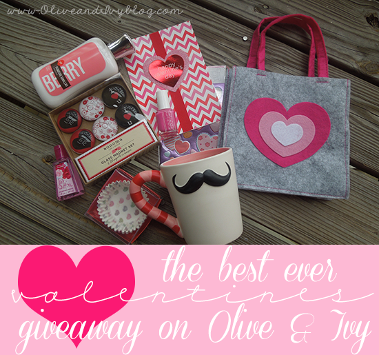 Olive & Ivy: a lifestyle, fashion & design blog: valentines present for you!