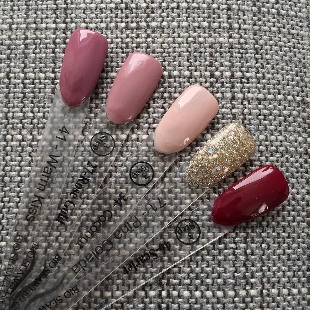 Bio Seaweed Gel Swatches | Nails - Bio Seaweed Gel Polish ...