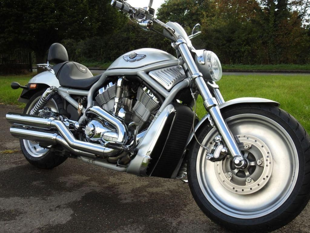 2003 harley-davidson vrsca v-rod 100 year anniversary model | Harley