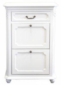 Szafka Na Buty Biala Klasyczna Drewno Polki Szafki 6202093729 Oficjalne Archiwum Allegro Decor Home Decor Bathroom Vanity