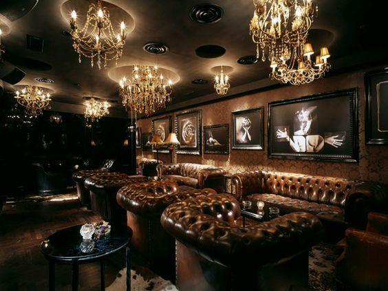 halo club hk spaces pinterest vintage interior design bar and vintage interiors. Black Bedroom Furniture Sets. Home Design Ideas