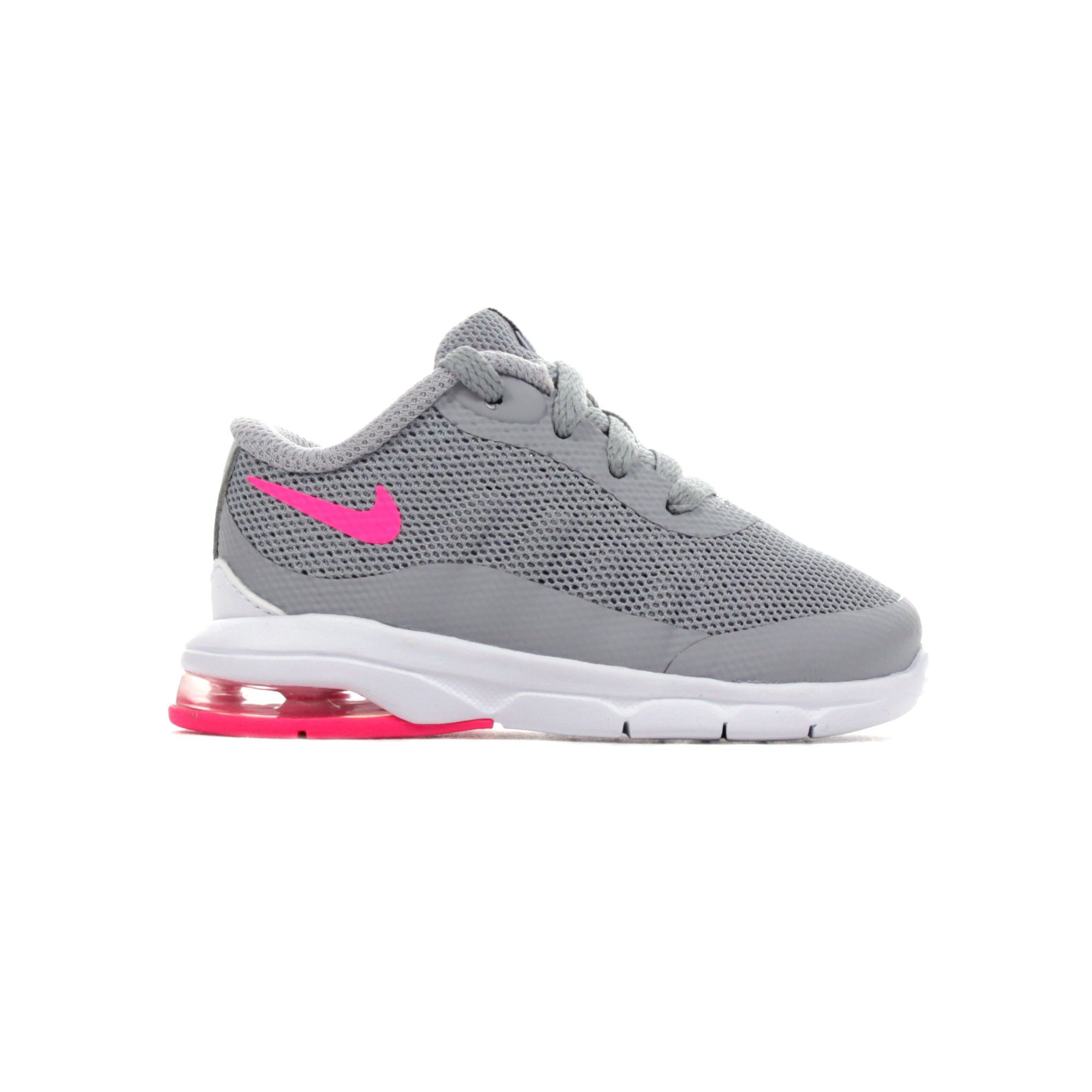 The Nike Air Max Invigor Infant Girls Trainers gets its inspired style from  the iconic Air