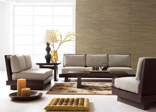 14 Idées Inspirantes Pour Décorer Le Salon Avec Le Style Japonais Interesting Japanese Living Room Decorating Design