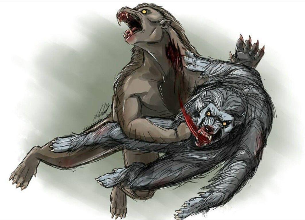 American Werewolf In London Vs American Werewolf In Paris American Werewolf In London Werewolf Werewolf Art