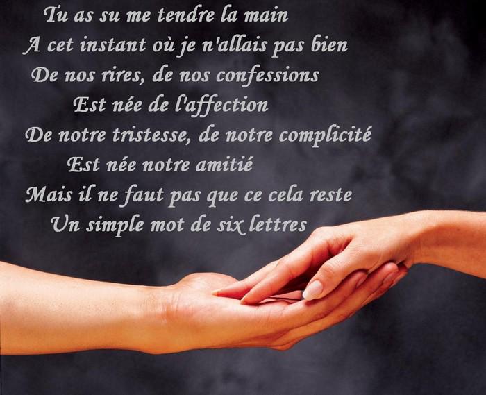 Image Damie Amie Texte Pour Amie Anniversaire Pour