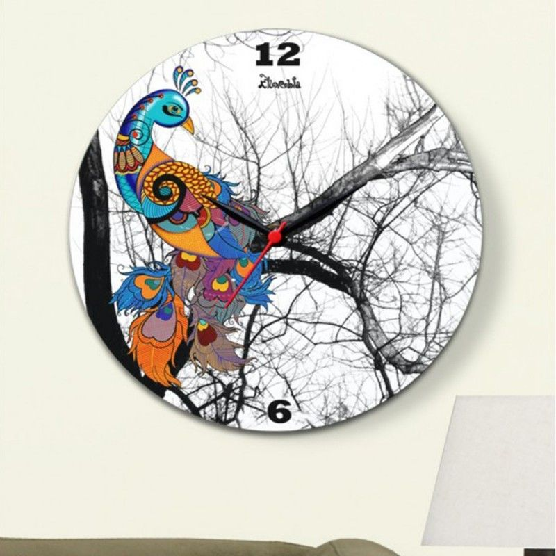 Buy Modern Wall Clocks Online Mumbai At Best Price This Clock Is