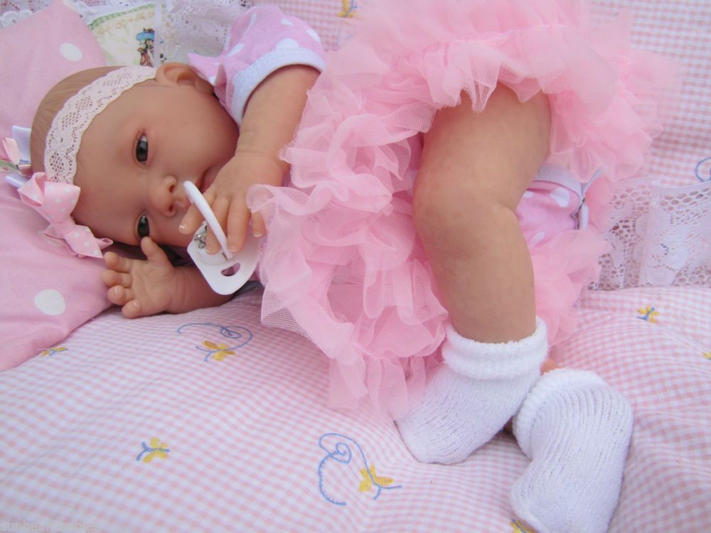 Babyzimmer Mia ~ Sunbeambabies brown eyed mia reborn baby girl very lifelike