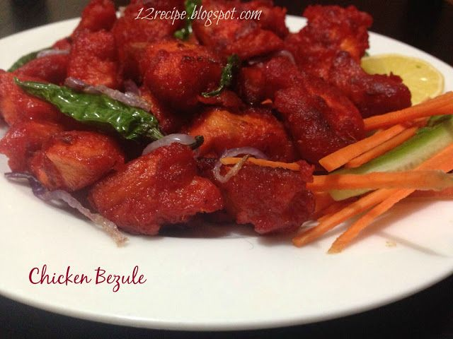 Chicken bezule recipe book chicken dishes pinterest street chicken bezule is delicious mangalorean street food recipe its quick easy to make in order to get the great tender fried chicken forumfinder Images