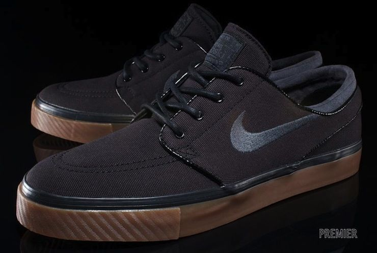 Nike Janoski Black Cheap