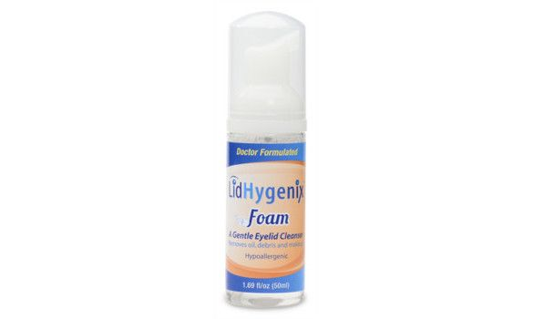 LidHygenix Foam - Dry eyes