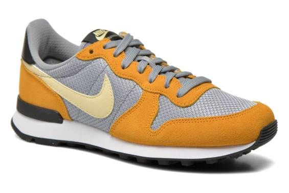 nike internationalist dames gold
