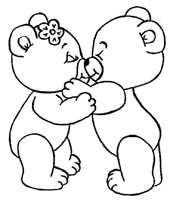 750 Cute Coloring Pages Love For Free