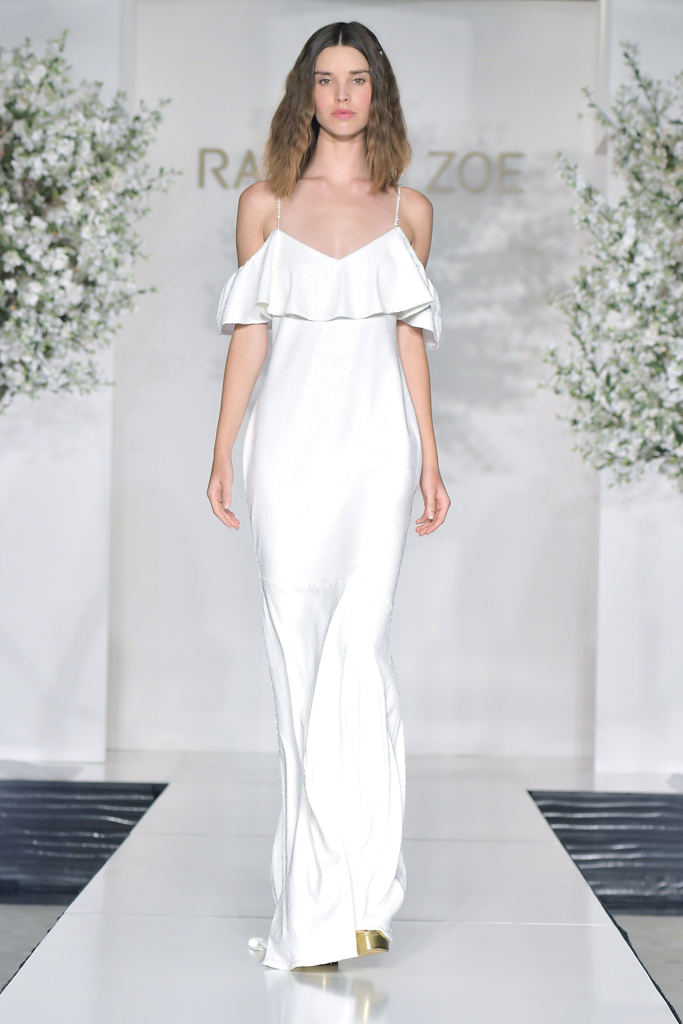 612f071232 Rachel Zoe Spring 2019 Ready-to-Wear Fashion Show in 2018