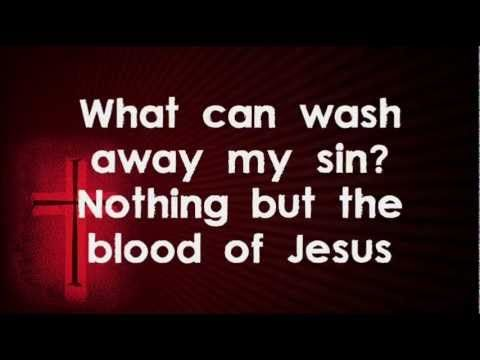 Nothing But The Blood - Jesus Culture (Original) - YouTube