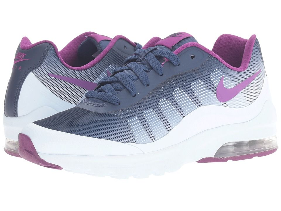 NIKE NIKE - AIR MAX INVIGOR PRINT (BLUE TINT/BRIGHT GRAPE/MIDNIGHT NAVY
