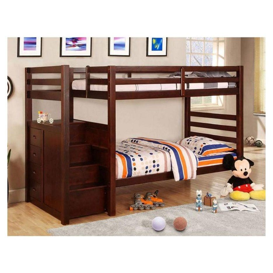 Girls loft bed with slide  Image result for aspace bunk beds  House  Pinterest  Bunk bed and