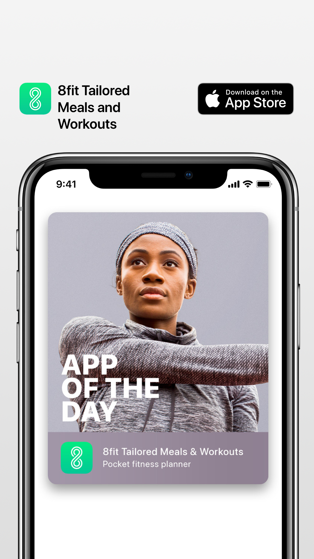 App Of The Day 8fit Workouts Amp Meal Planner