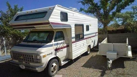 Pin by Ed Haines on Campers | Recreational vehicles, Chevy van