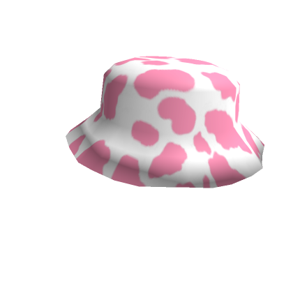 Roblox Visor 2020 23 Stylish Cow Hat Roblox In 2020 Cow Hat Hats Cow