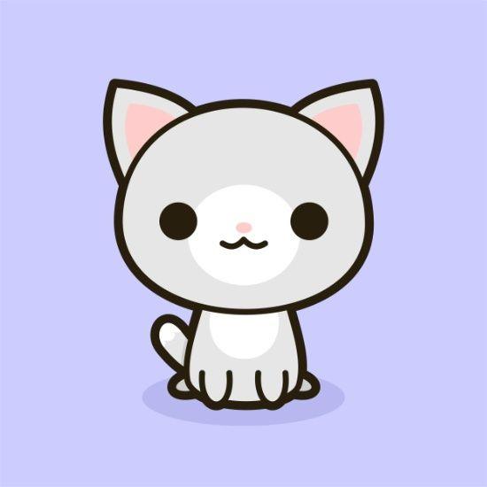 Cute Cat Holly Kawaii Cat Drawing Cute Kawaii Drawings Kawaii Doodles