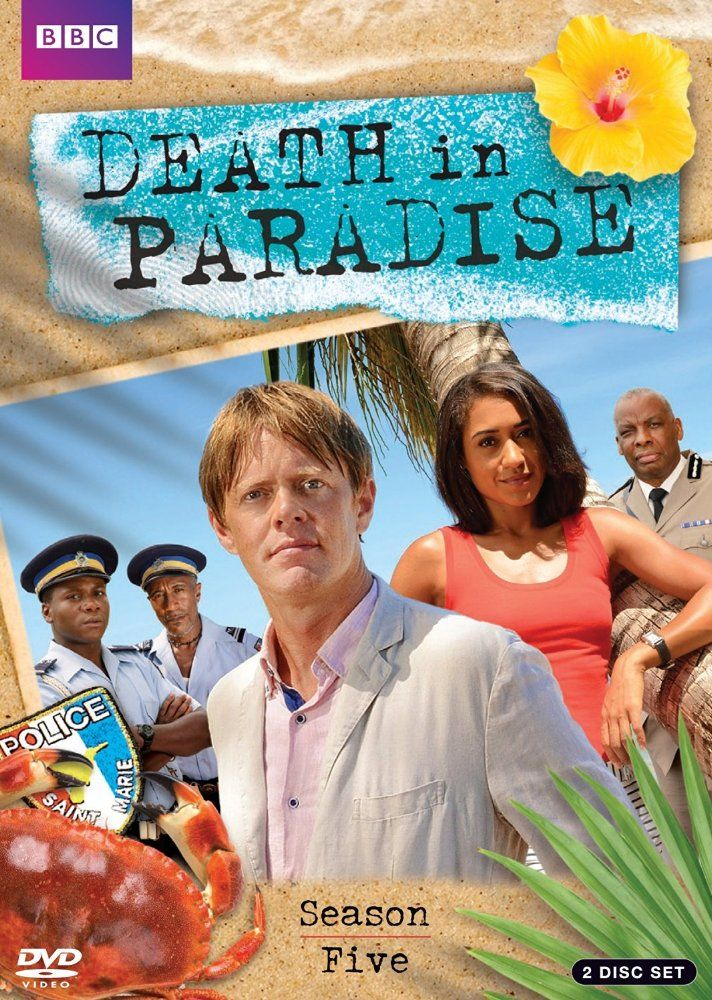 Crimen En El Paraiso Death In Paradise British Tv Mysteries Josephine Jobert
