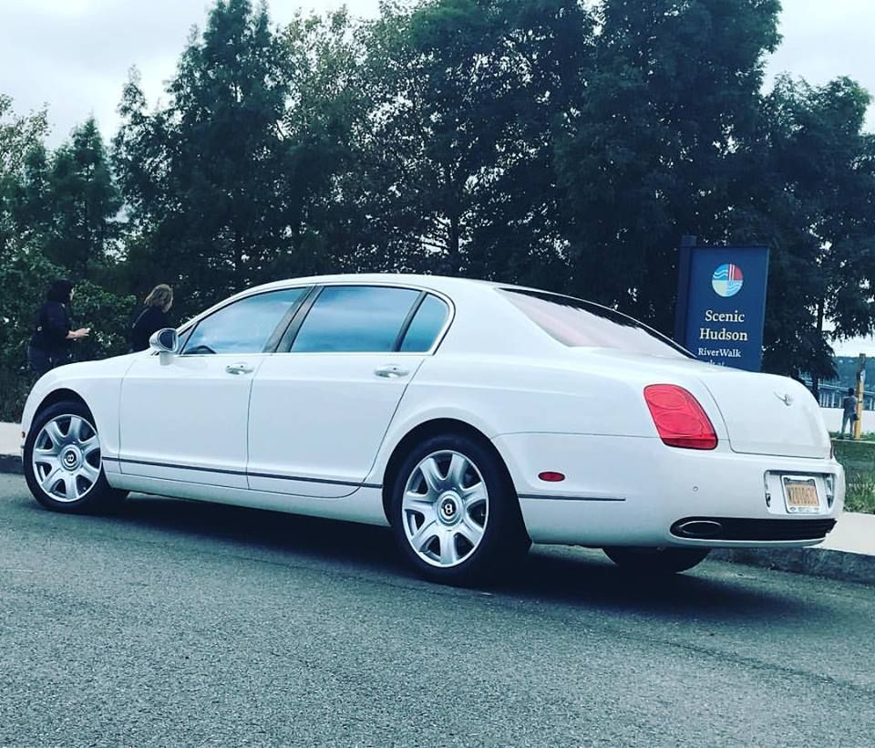 white bentley florida clean c limo range rover fleet and classic limos rental ride