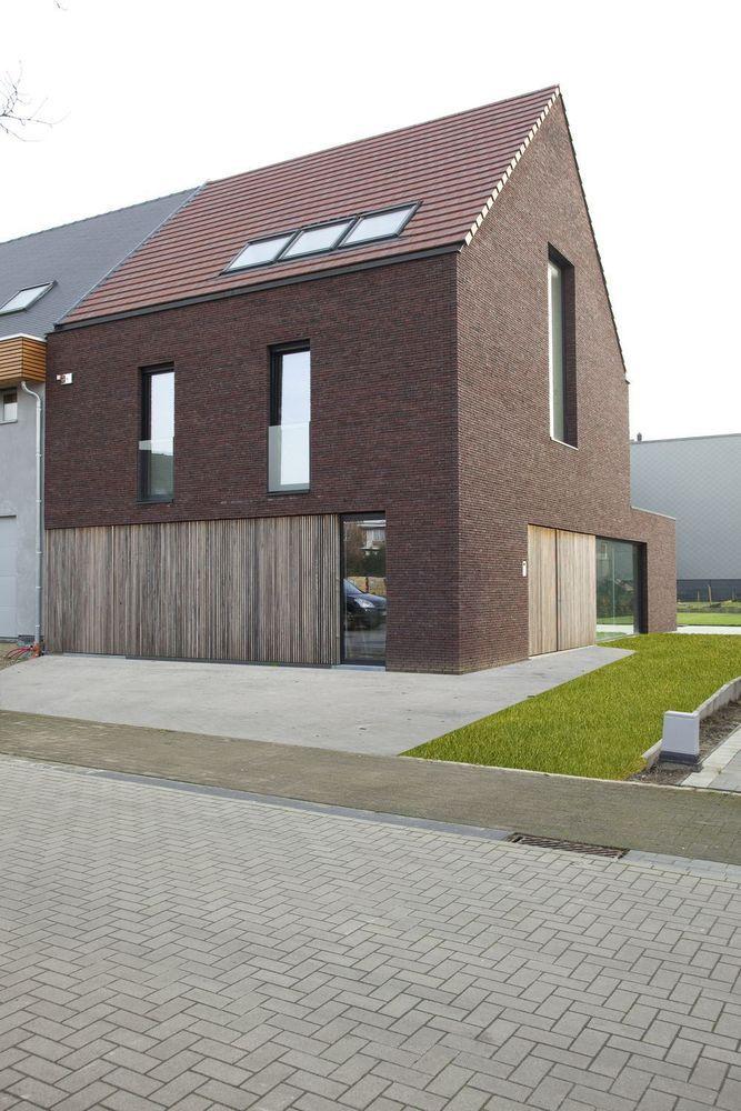 En images massif mais chaleureux house design inspirations huis buitenkant design - Difference entre villa et maison ...