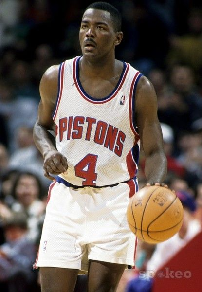 0c356fc67 Joe Dumars, Athlete, Detroit (Bad Boys) | Yes, I actually met them ...