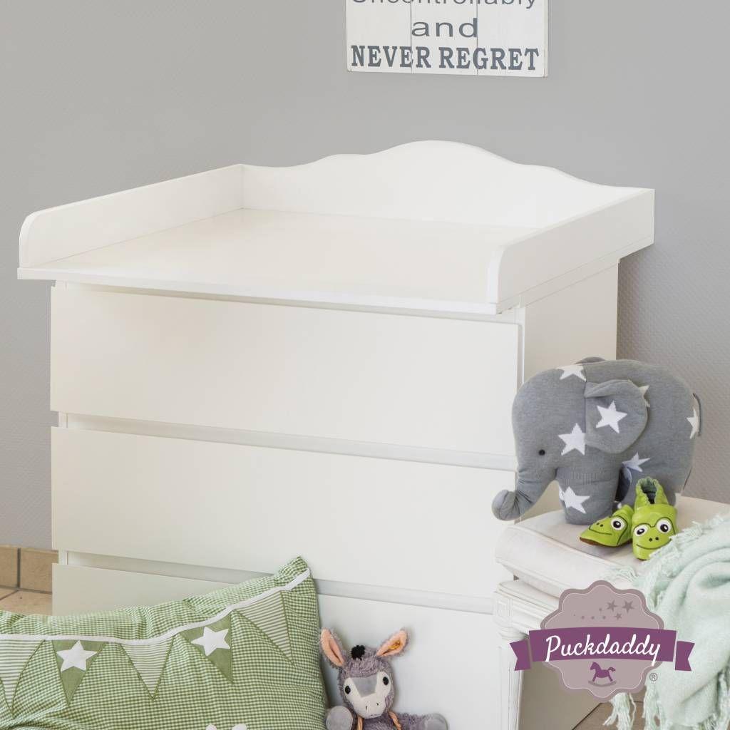 Ikea Wickeltischaufsatz puckdaddy wickeltischaufsatz für deine ikea malm kommode