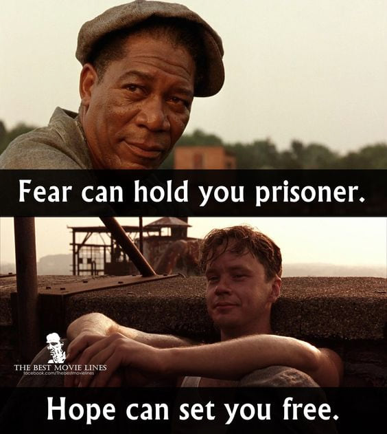 7 Shawshank Redemption Quotes That Will Inspire You To Live Movie Quotes Inspirational Redemption Quotes Best Movie Quotes