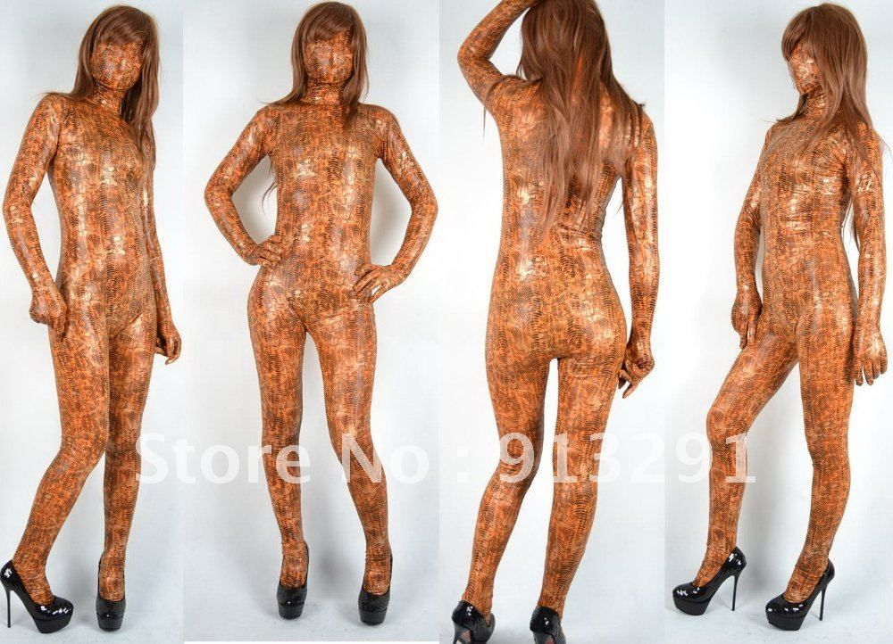 Dress Made From Human Skin