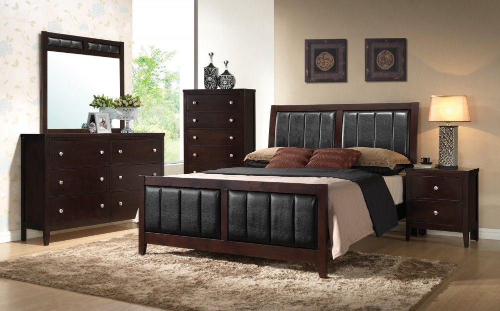 Check it out! Carlton 6pc Bed Set $699.00 @ Hacienda Furniture ...