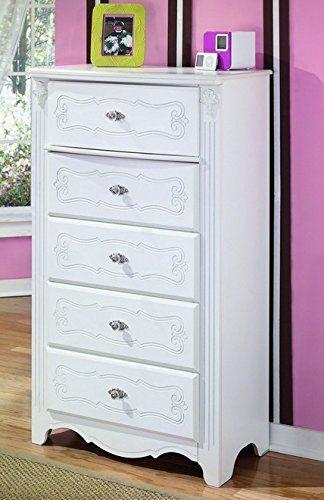 Ashley Furniture Signature Design Exquisite Chest Of Drawers 5