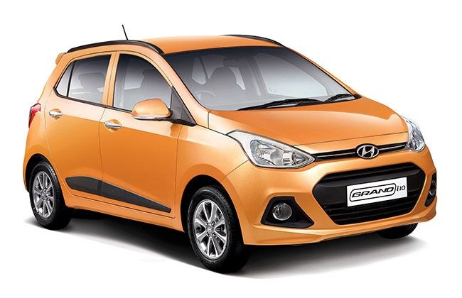 Hyundai Grand I10 Launched At Rs 4 30 Lakh Hyundai Cars Latest