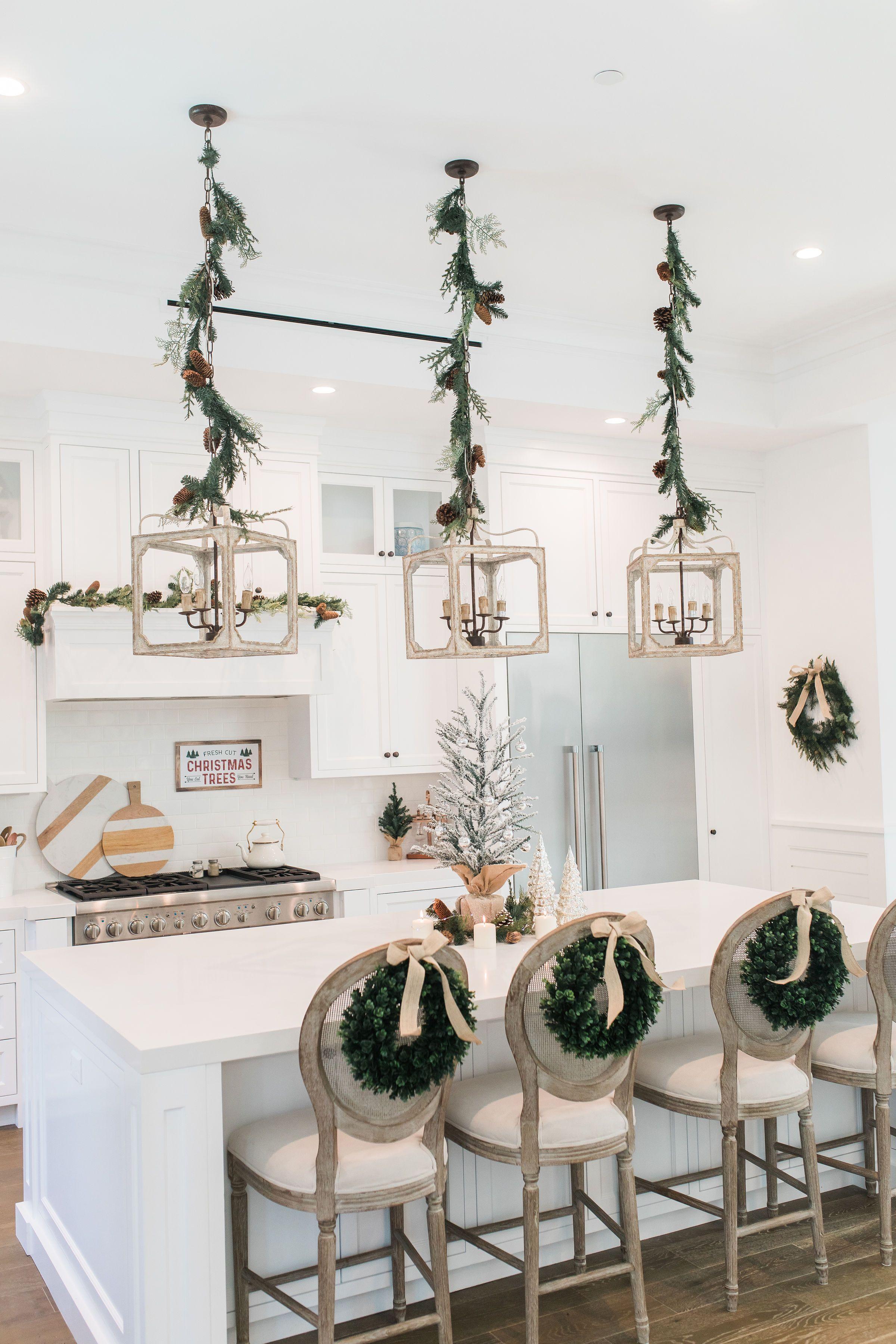 i m dreaming of a white christmas kitchen christmas kitchen decor diy christmas kitchen on kitchen xmas decor id=31043