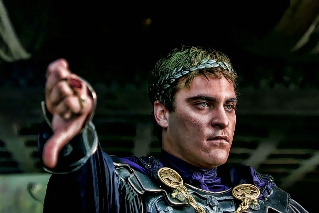 Image result for gladiator commodus