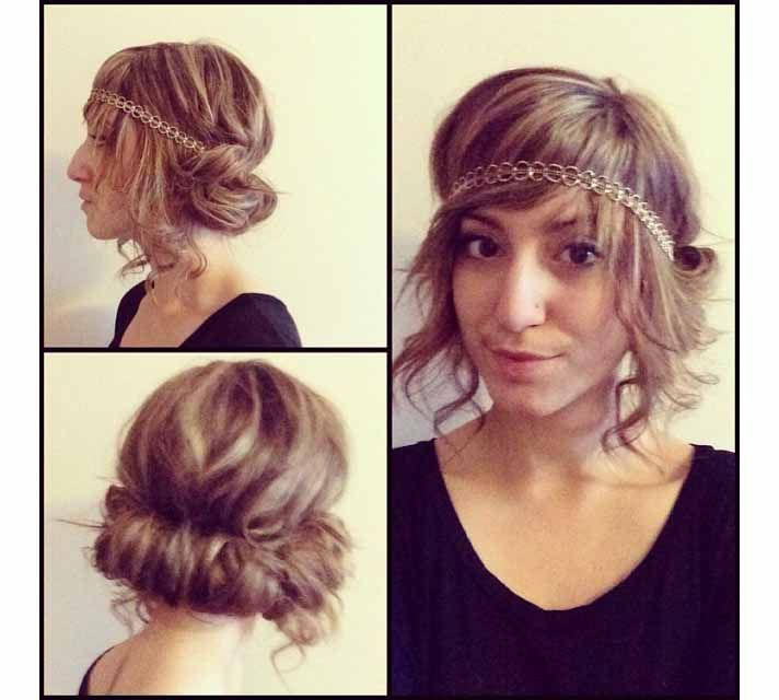 1920S Hairstyles For Long Hair Alluring 1920's Hairstyles For Long Hair How To Do It  Hairstyles And Colors