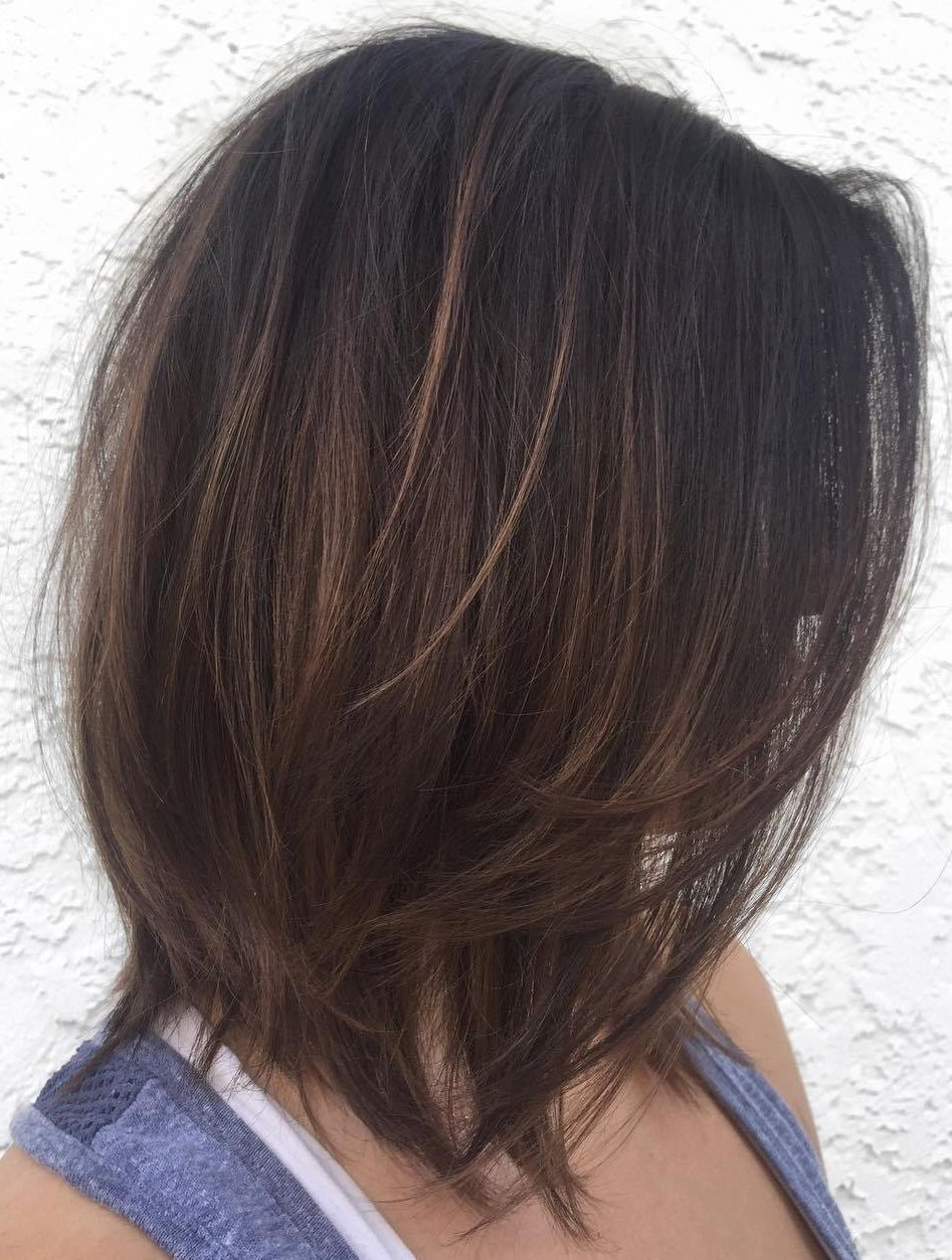 14 Effortlessly Chic Shoulder Length Hairstyles For Thin Hair Hairstyles For Thin Hair Hair Styles Medium Length Hair Styles
