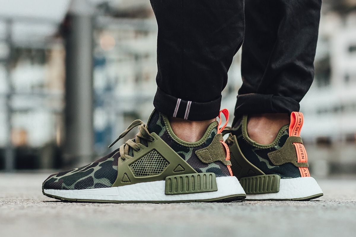 The Cheap Adidas NMD XR1 Is Launching in Duck Camo Cheap