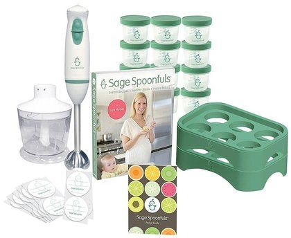 Sage Spoonfuls Let's Get Started Package