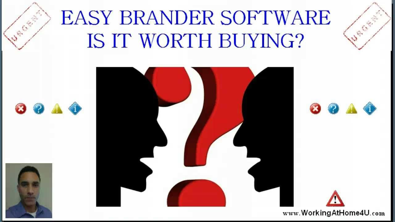 Easy Brander Software Review